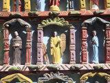 Religious Folk Art  San Miguel De Allende  San Miguel  Guanjuato State  Mexico  North America