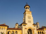 Orthodox Cathedral  Citadel Alba Carolina  Alba Iulia  Romania  Europe