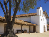 Church  El Presidio De Santa Barbara State Historic Park  Santa Barbara  California  United States