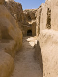Ruins of the Parthian Fortress  Nissa  UNESCO World Heritage Site  Turkmenistan  Central Asia  Asia