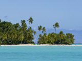 Aitutaki  Cook Islands  South Pacific  Pacific