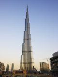 Burj Khalifa  the Tallest Tower in World at 818M  Downtown Burj Dubai  United Arab Emirates