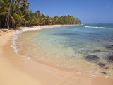 Beach Near Garret Point  Little Corn Island  Corn Islands  Nicaragua  Central America