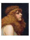 An Auburn Beauty  1895