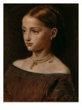 Woodman&#39;s Daughter  1859