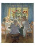 Afternoon Tea  1919