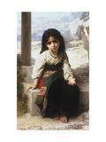 Petite Mendiante  1880
