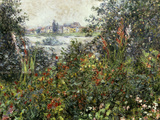 Fleurs a Vetheuil  1880