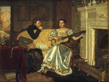 Say  What shall be the Burden of my Song  1881