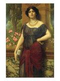 The Tambourine Girl  1909