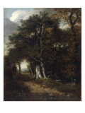 A Woodland Scene  c1801