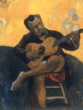 Le Joueur de Guitare  c1894