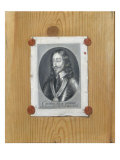 Trompe l&#39;Oeil Portrait of Charles I