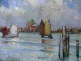 In the Venetian Lagoon  1902