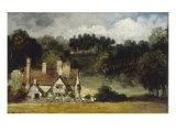 Landscape with Cottage
