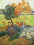 Petit Breton A L'Oie  1889