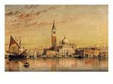 San Giorgio Maggiore  Venice  1857