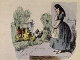 Cinderella's Sisters Depart