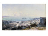 An Extensive View of Theodosia in the Crimea  1890