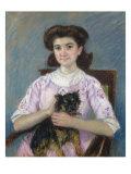 Portrait de Marie-Louise Durand-Ruel  1911