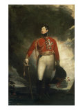Portrait of the Prince Regent  later George IV