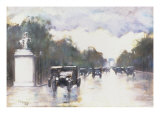 The Champs Elysees  1928