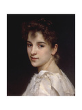 Portrait of Gabrielle Drienza  1890