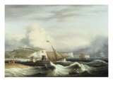 A Cutter and other Shipping off Dover  1817