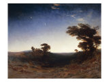 Landscape at Dusk
