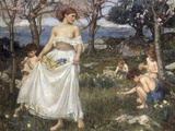 A Song of Springtime  1913