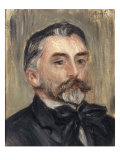 Portrait de Stephane Mallarme  1892