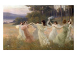 Dancing Maidens