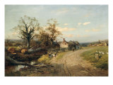 The Edge of the Common  1883