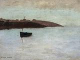 Barque De Pecheur  c1875-1880
