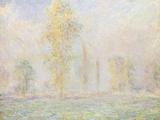 La Prairie a Giverny  1888