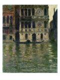 Le Palais Dario  Venise  1908