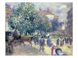 Place de la Trinite  1875