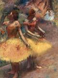 Deux Danseuses  c1891