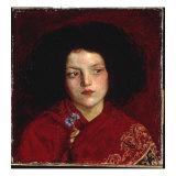 The Irish Girl  1860
