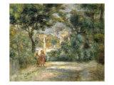 Vue du Sacre Coeur  1905