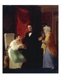 The Doctor's Visit  1834