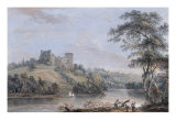 View of Bothwell Castle on the Clyde  Lanarkshire  1792