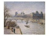 Le Louvre  1901