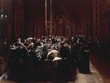 The Casino at Monte Carlo (Rien ne va plus)  1890