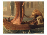 The Embarkation of Cleopatra on the Cydnus