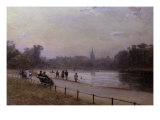Kensington Gardens  1893