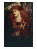 The Damsel of the Sanct Grail  1874