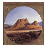 Mount Sinai  1853