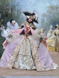 The Masked Ball (18th century costumes)