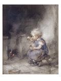 Hot Porridge  1910